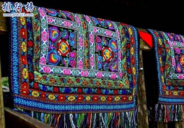 中國四大名錦:雲錦、壯錦、蜀錦、宋錦傳統絲製工藝精品