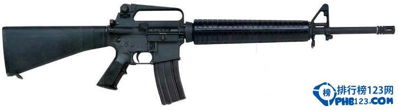 M16A2卡賓槍