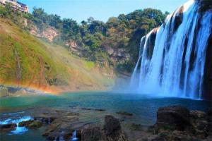 貴陽十大最受歡迎景點:青岩古鎮上榜,第一是中華第一瀑布