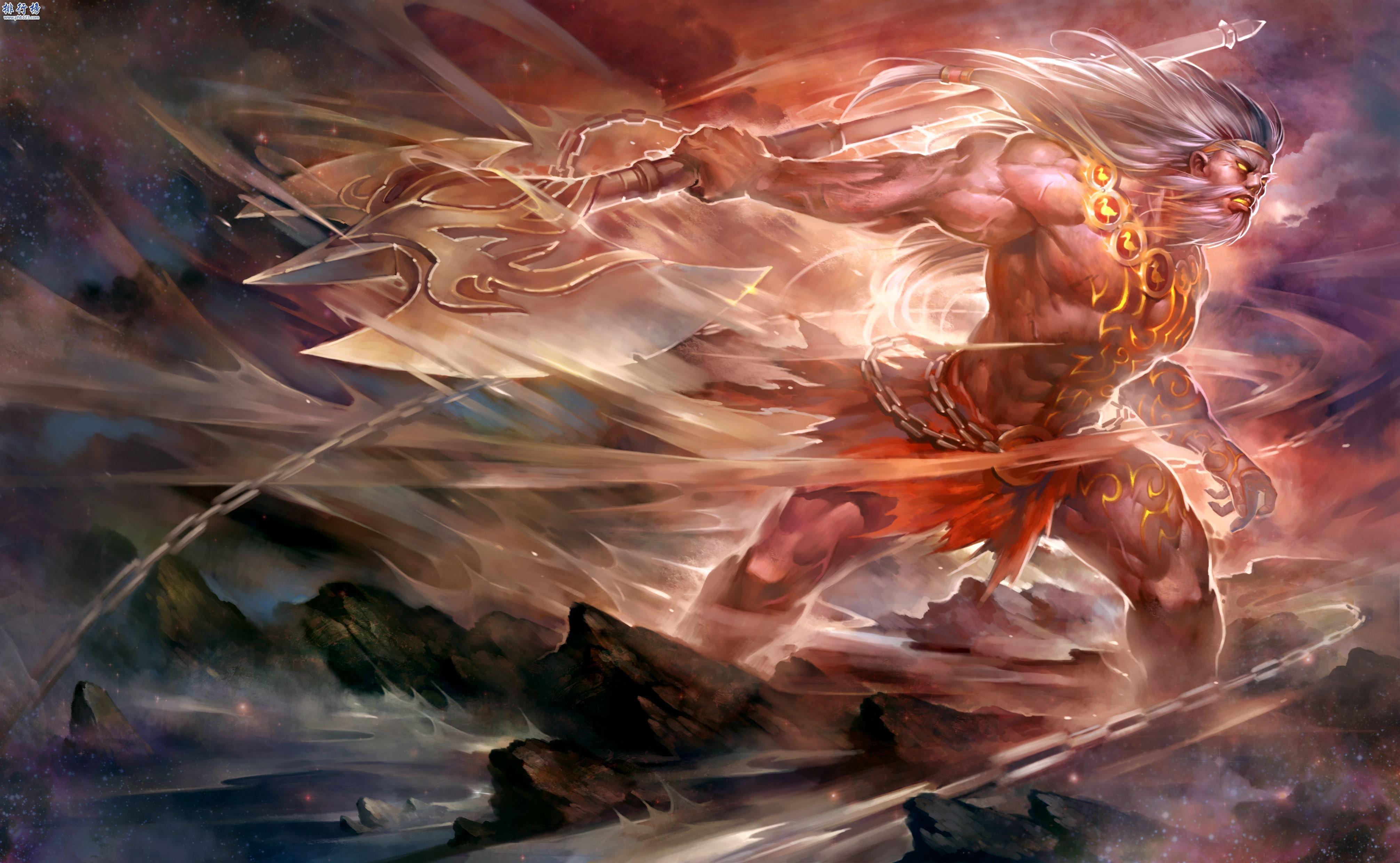 世界最古老的神,除了中國的盤古竟還有其他
