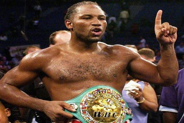 世界公認的五大最強拳王