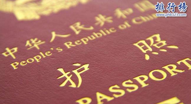 2019中國護照免簽、落地簽國家一覽