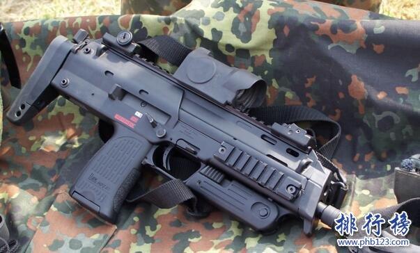 世界十大衝鋒鎗排名:MP5衝鋒鎗服役50年無人能敵