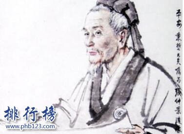 中國古代十大名醫:神醫扁鵲為十大名醫之首