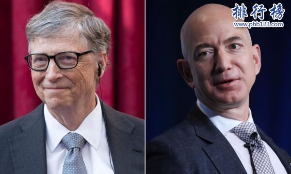 貝索斯成全球首富:身價1051億美元成有史以來全球最大富豪