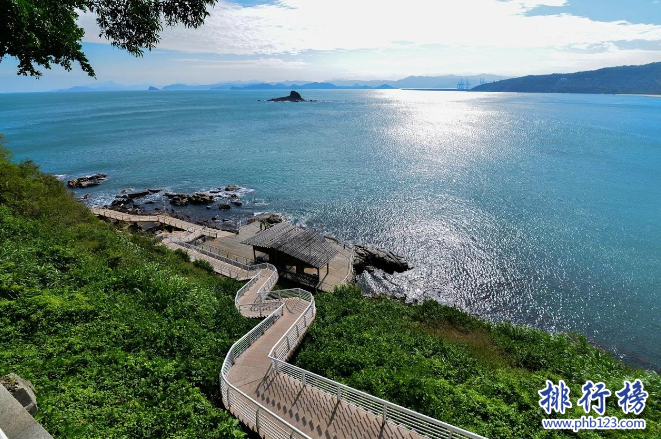 深圳旅遊必去的地方有哪些?深圳十大景點排名