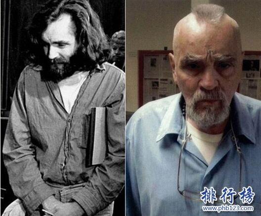 美國史上最著名的殺人狂魔:查爾斯·曼森去世(生前殺過35人)
