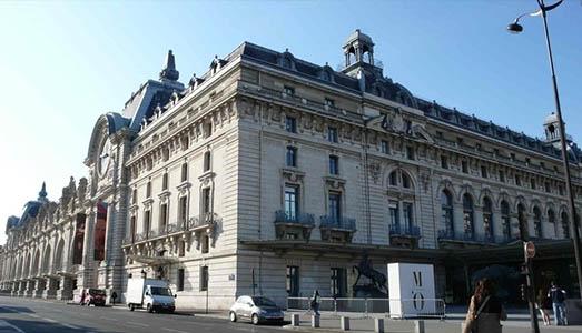法國巴黎博物館排行榜