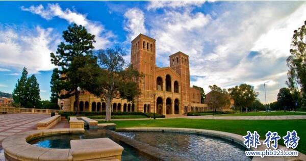 美國十大名校排行榜 哈佛大學走出8位總統133位諾獎得主