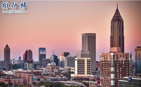 美國十大城市排名 美國最繁華的城市是哪