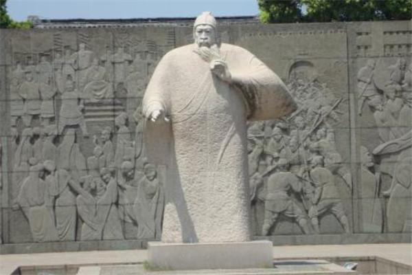 中國歷史十大謀士排名,姜子牙年過七十才大展宏圖