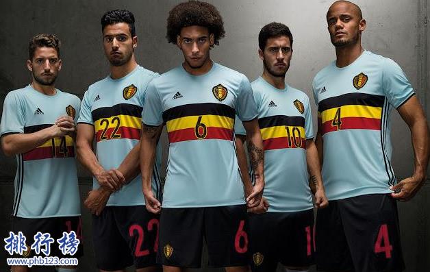 比利時2019世界盃陣容一覽表【附身價排名】
