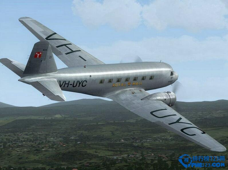 盤點史上十大最酷的已退役飛機