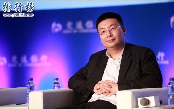 上海十大富豪排行榜2019,郭廣昌控股100家公司掌控4000億資產