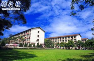福州大學世界排名2019,附3個專業世界排名
