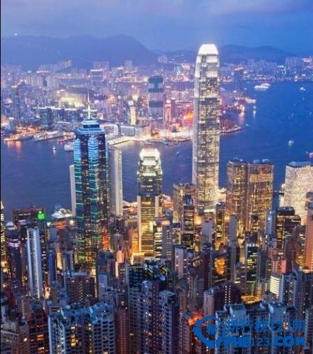 2020世界最宜居的十大城市TOP6:中國香港
