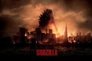 十部最經典怪獸電影,金剛敗給哥斯拉