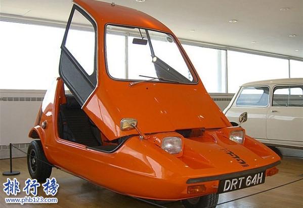 盤點全球十大最醜車型