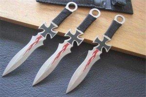 中國古代十大刺客武器,飛刀排第一,錘擊最被容易誤傷