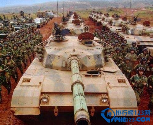 中國 96坦克
