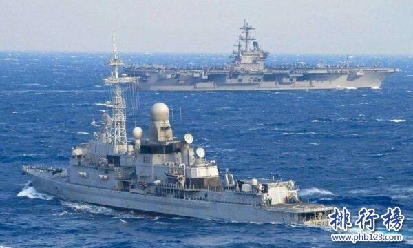 世界軍費排名2019:美國6220億元美元為中國3倍