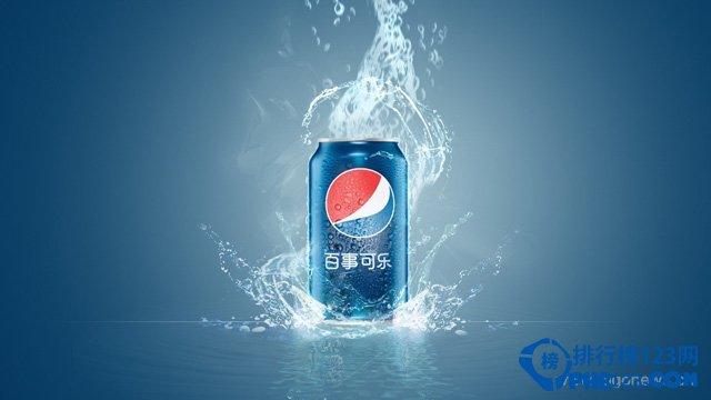 百事可樂logo