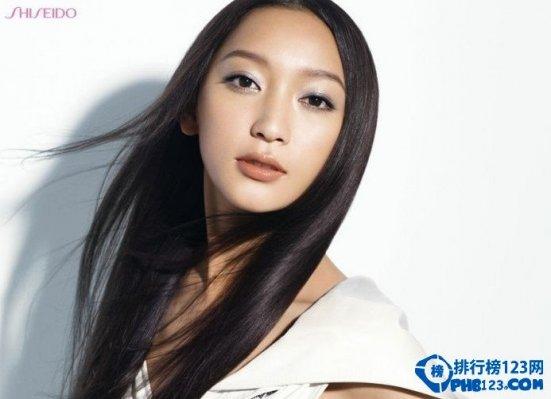 2014日本年度爆紅女星排行榜