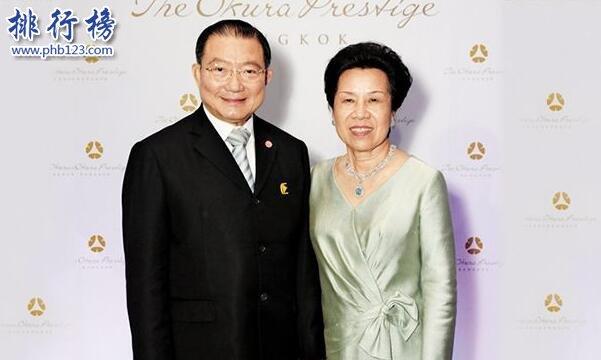泰國十大富豪排行榜2019:鄭氏家族成泰國首富,華人占居八席