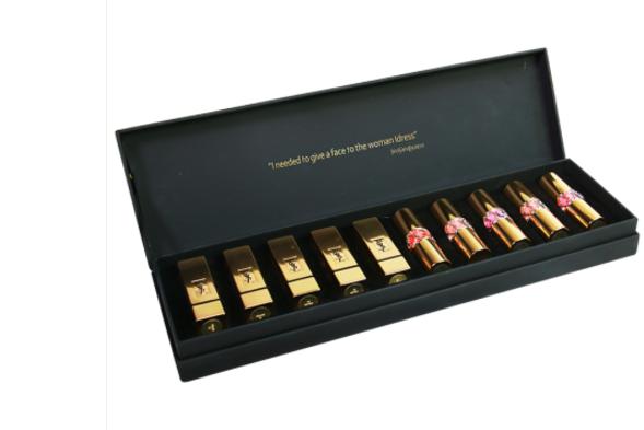 世界上十大最貴的口紅,最好最奢華的口紅品牌