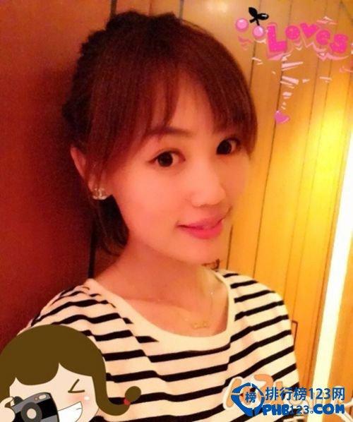 娛樂圈十大最爛女星馬蓉