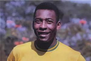 巴西足球巨星排行榜 羅納爾多上榜第四 貝利第一傳奇巨星