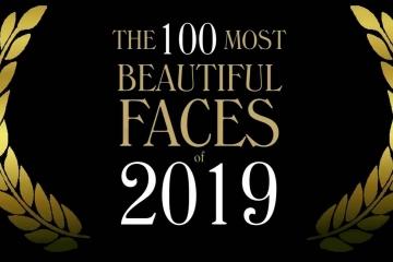 2021年全球百大最美面孔榜單完整版:熱巴第34,周子瑜登頂
