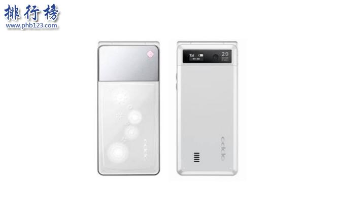 翻蓋手機哪個牌子好 翻蓋手機十大品牌排行榜推薦推薦