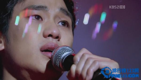 韓國男神排行榜2014