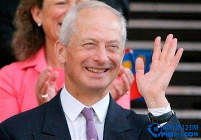 世界上最有錢的王室top10
