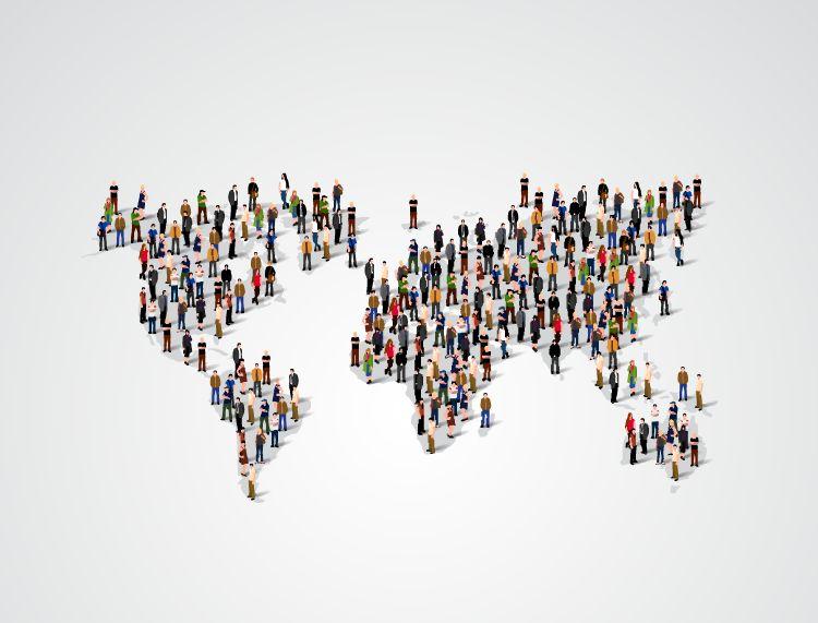 【世界人口排名2019】最新世界總人口數量2019年(229個國家)