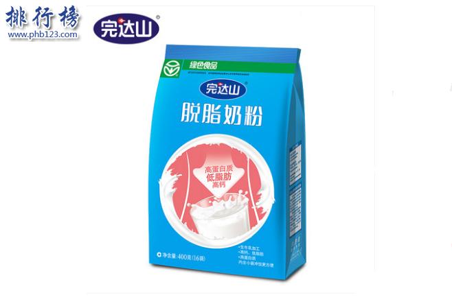全球成人奶粉推薦:2021全球成人奶粉10強排行榜