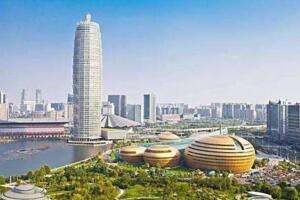 2021河南各市GDP排行榜:鄭州首破8000億,洛陽增速達8.7%