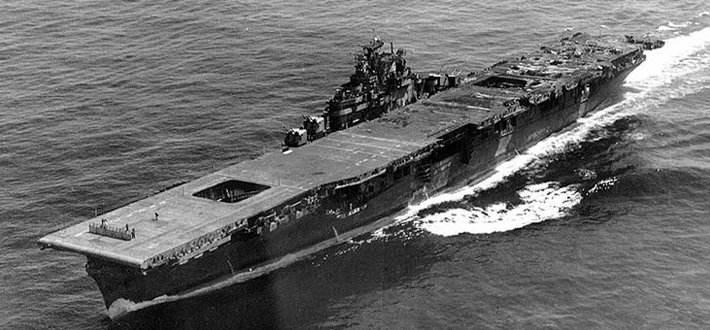 史上最強五大航母排行榜,珍珠港事件元兇赤城號名列第三