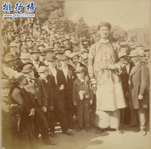 世界上最高的男人:詹世釵3.19米,唯一一位身高超過3米的人