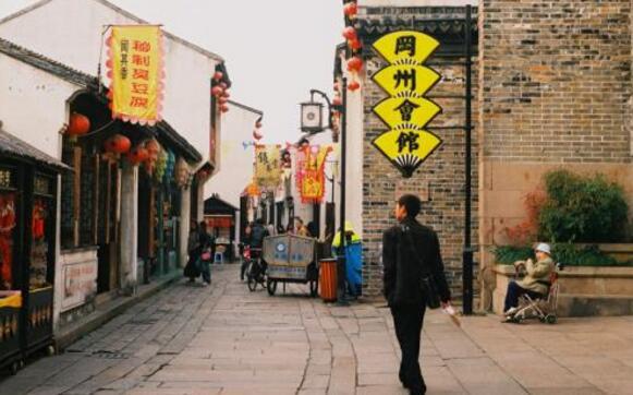 蘇州十大老街,山塘街好還是平江路好去過才知道