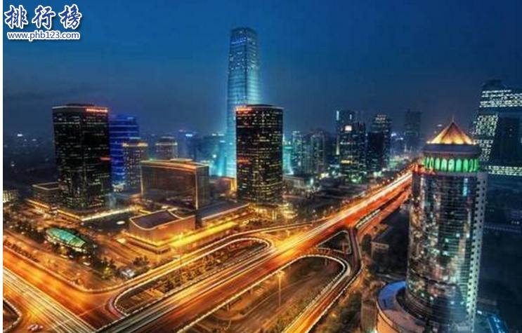 中國十大商圈排名:盤點全國十大著名商業街
