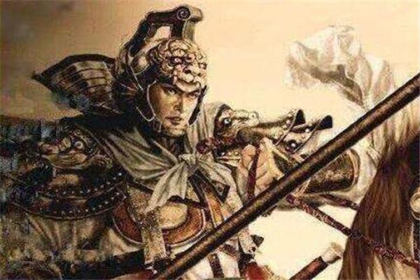 古代十大戰神排名,呂布箭法百步穿楊,第二輸在情商低