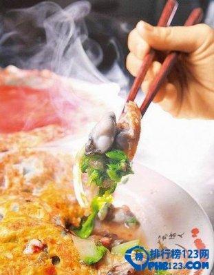 台灣夜市十大美食