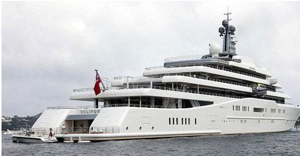 世界十大最貴私人遊艇 頂級豪華遊艇你覺得哪個更酷