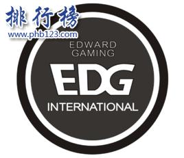 LOL全球戰隊實力排行榜:中國3戰隊上榜 EDG第一