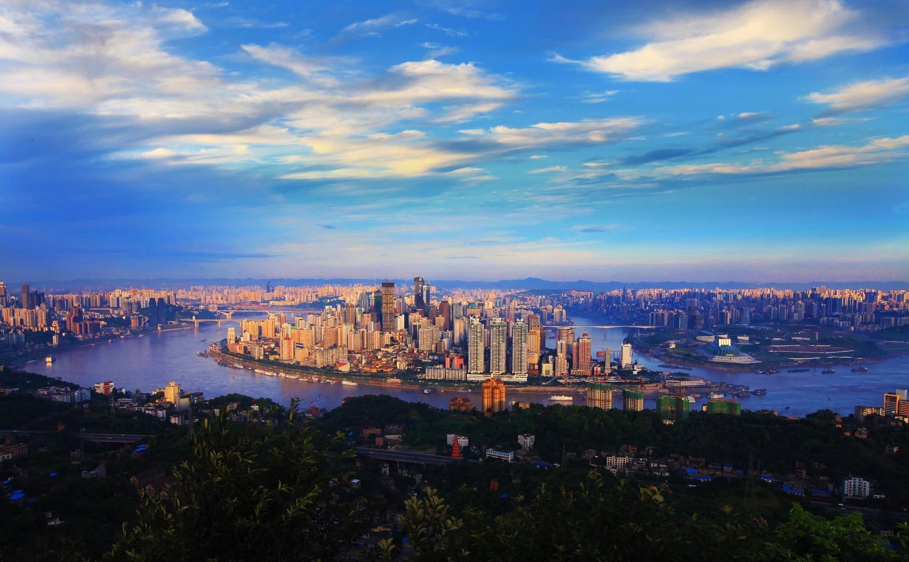 2021年6月重慶各區房價排行榜,渝中區房價小幅度下跌