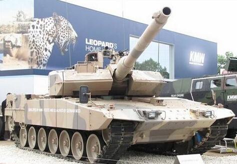 世界十大主戰坦克排行榜