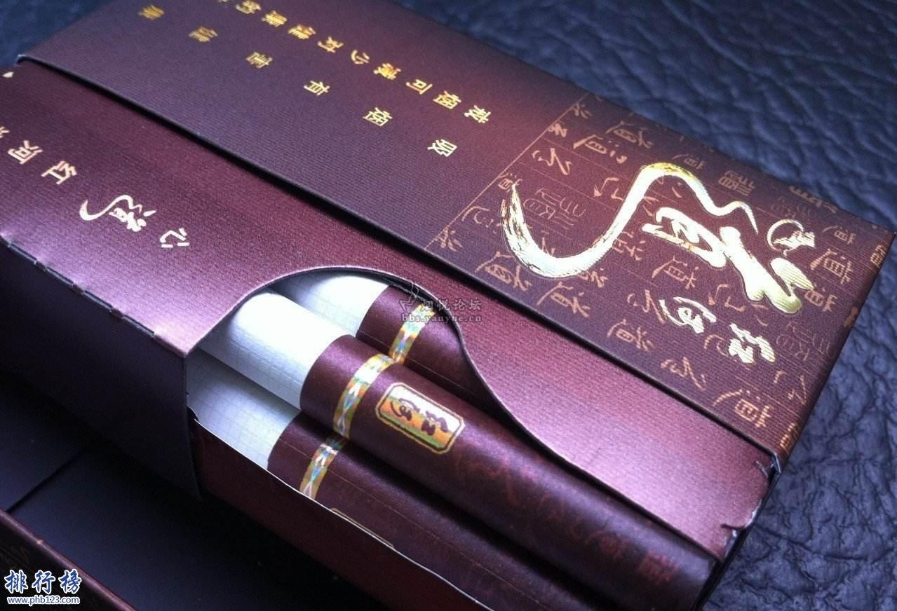 中國香菸排行榜及價格表:紅河道2300一條奪榜首