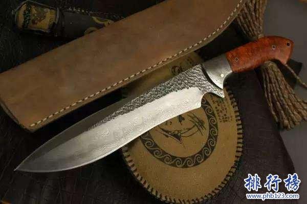 世界十大名刀排行榜 日本鬼子終結者排名第九